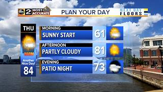 Great Stretch of Weather Continues - Video