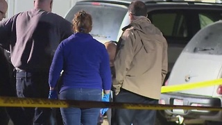 Two dead in Ravenna shooting, police searching for shooter - Video