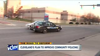 In wake of consent decree, Cleveland police asked to do more 'community policing' - Video