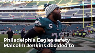 Malcolm Jenkins Gives Super Bowl Tickets To Convicted Murderer - Video