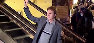 Sir Paul McCartney to release new book soon