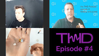THD Podcast 4 - Battery and Power Issues in Portable Audio Devices