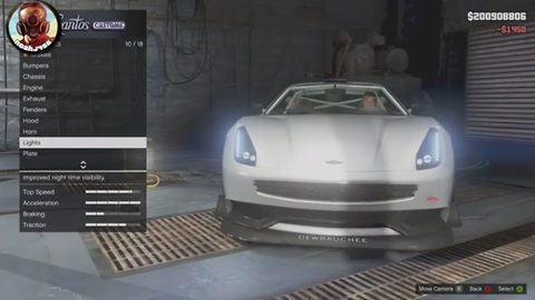 GTA 5 - Pegassi Zorento customization guide and review