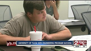 TU seeing success in engineering program