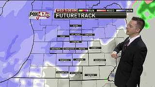 Dustin's Forecast 4-3 - Video
