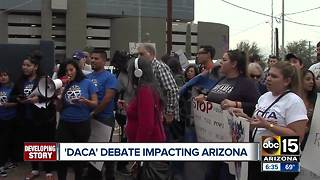 Dreamers hold events across Valley while waiting on DACA deal - Video