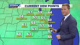 Dry, comfortable stretch of weather ahead - Video