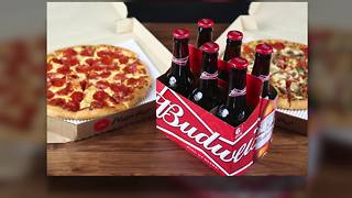 Pizza Hut now offering beer and wine delivery pilot in Phoenix - Video