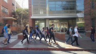 DOJ Wants Colleges To Stop Considering Race For Student Admissions - Video