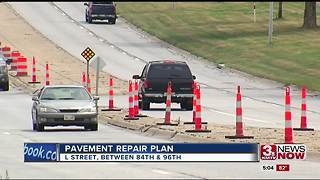 City council to vote on L Street road work - Video