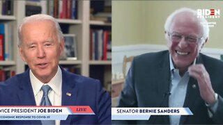 Bernie: Better Relationship With Joe Than With Hillary