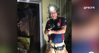 Firefighters rescue two dogs, one cat from house fire in Juno Beach