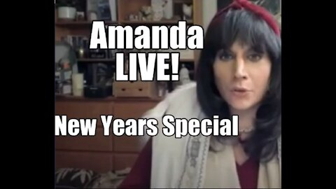 Amanda Grace LIVE! New Years Eve 2020 Special.
