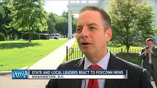 Official announcement on Foxconn could come tomorrow - Video