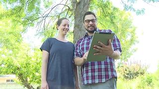 Boise made website fights off food waste by connecting backyard gardeners with harvesters - Video