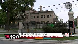 KC Museum getting a makeover - Video