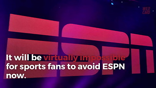 Despite Falling Ratings, Espn Acquires 22 Fox Sports Networks - Video