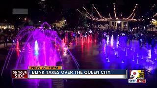 BLINK lights up the Queen City - Video