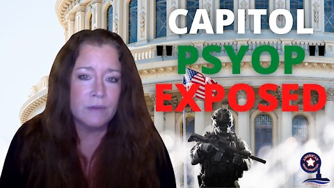 """Capitol """"PSYOP"""" Exposed - Strange occurrences, Biden and the nuclear codes and Biden not in charge."""