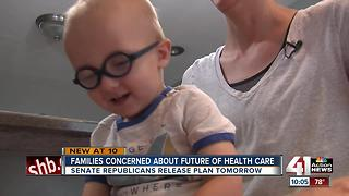 Local moms weigh in on health care changes - Video