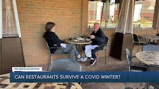 Can restaurants survive a COVID winter?