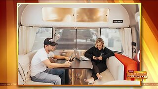 How a Couple is Running a Full-Time Business on the Road