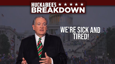 We're SICK AND TIRED Of Being Treated Like Second-Class Citizens | Breakdown | Huckabee