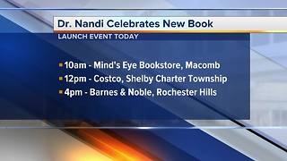 Dr. Nandi Celebrates New Book - Video