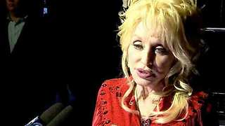Dolly Parton Talks Telethon