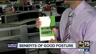 Benefits of good posture - Video