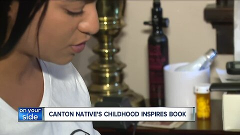 Canton native becomes published author, inspires children to follow their dreams