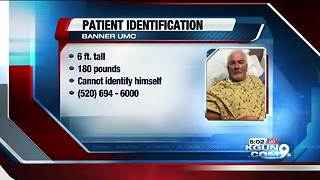 Banner-UMC needs help identifying patient - Video