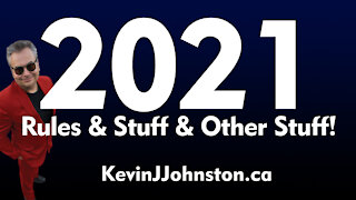 An End-Year & New Year Set of Stuff with Kevin J. Johnston