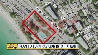 City leaders consider changes for Lido Pavilion - Video