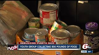 Youth group headed to Puerto Rico to help with Hurricane Maria relief - Video