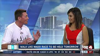 Walk Like MADD 5K aims to honor drunk driving victims - Video