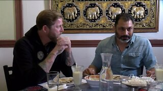 Unlikely friends turn hate into hope