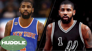 Kyrie Irving Wants OUT of Cleveland, Where Should He Go? -The Huddle - Video