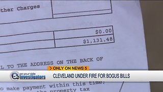 Cleveland residents, leaders point to city maintenance billing issues