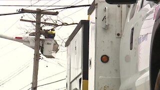 DTE Energy crews prep for winter storm headed for metro Detroit
