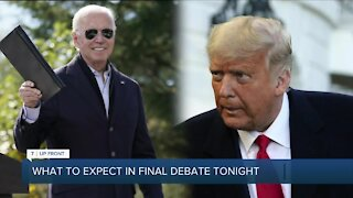 7 UpFront: What to expect from the final presidential debate