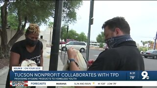 Tucson nonprofit partners with TPD to help homeless