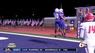 HIGHLIGHTS: Ben Davis beats Pike 69-34 - Video
