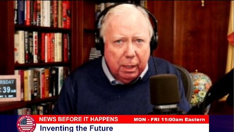 Dr Corsi NEWS 01-07-21: Inventing the Future