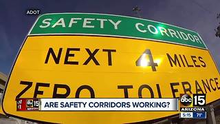 Do designated 'safety corridors' actually work? - Video