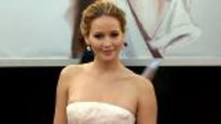 Jennifer Lawrence Engaged? - Video