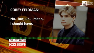Corey Feldman Airs Portion of 1993 Police Interview, Exposes Exactly What Investigators Did to Him - Video