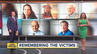Remembering the 5 newspaper workers killed in targeted attack - Video
