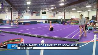 Brookfield gym takes precautions after Nassar case - Video