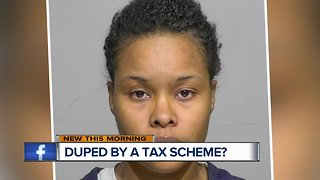 'I got screwed': Former law enforcement official falls victim to tax fraud